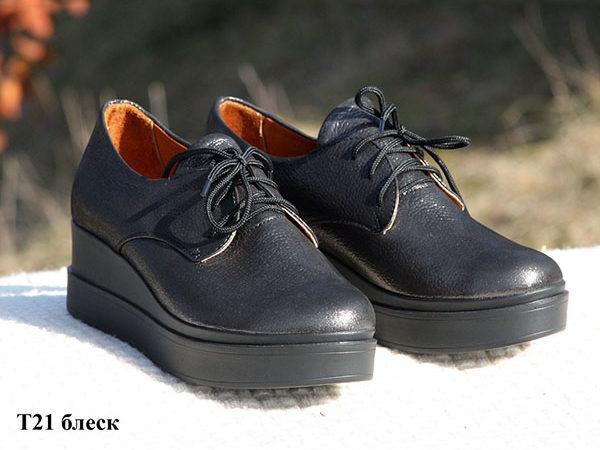 Туфли т 17 лак